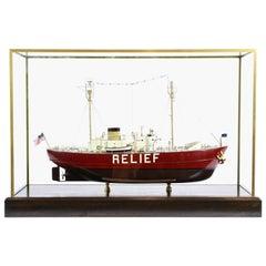 "Lightship ""Relief"" of Oakland, California"