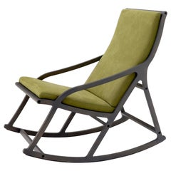 Ligne Roset Ricking Armchair Made in France
