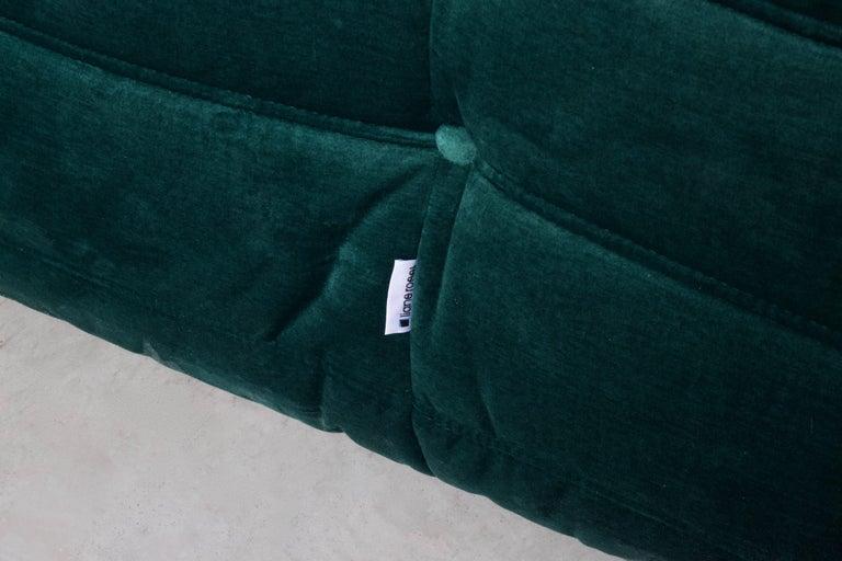 20th Century Ligne Roset Togo 3-Seat Sofa by Michel Ducaroy