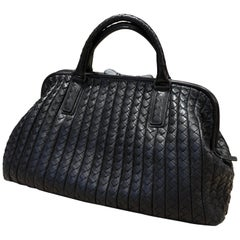 Like New Luxurious Bottega Veneta New Bond Satchel