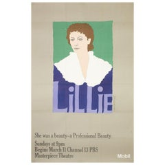 """Lillie"" 1978 U.S. A0 Poster"