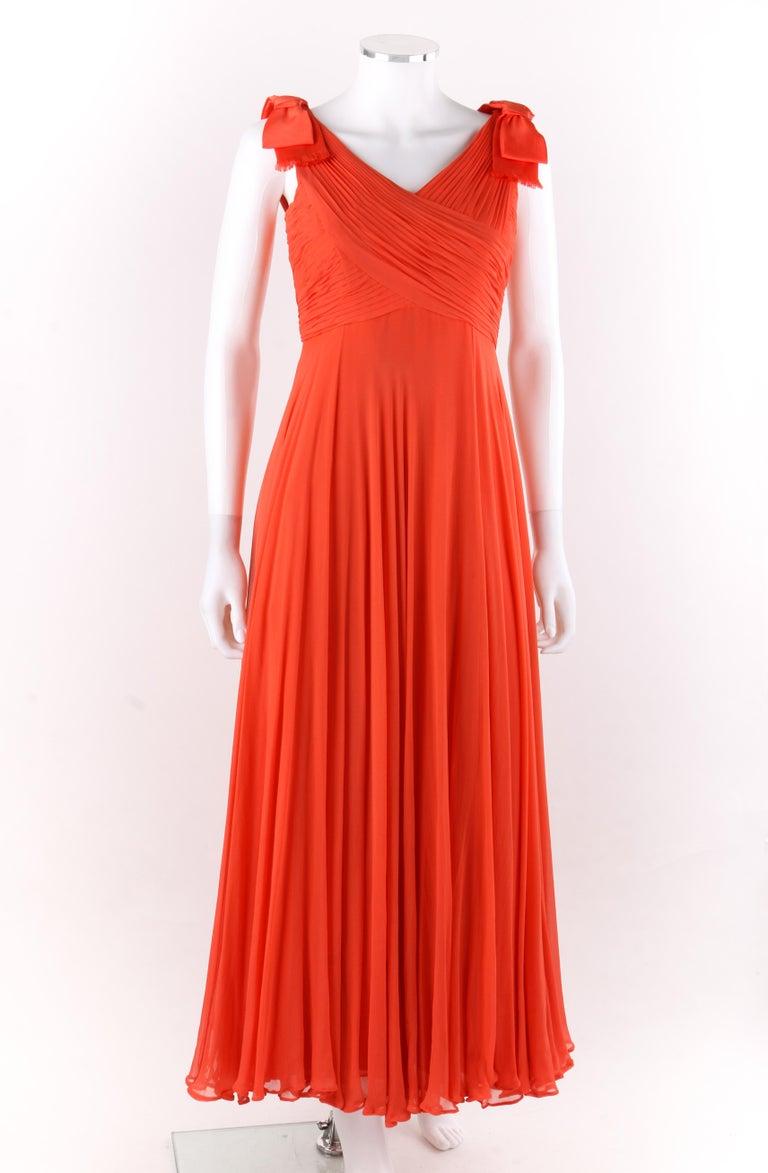 Vintage Lillie Rubin beaded red dress skater dress silk dress
