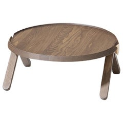 Lilliput 310 Brown Coffee Table by Studioventotto