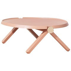 Lilliput 310 Salmon Coffee Table by Studioventotto