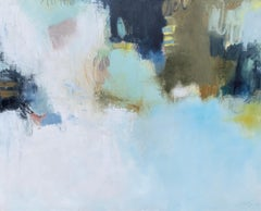 What We Needed by Lily Harrington, Large Abstract Painting on Canvas