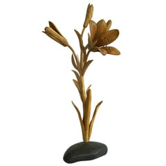 Lily Sculpture