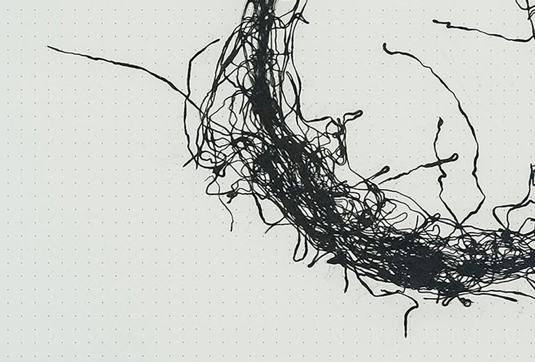 Untitled (Large Drawing #2)  For Sale 1