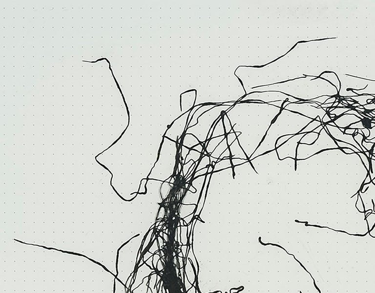 Untitled (Large Drawing #2)  For Sale 2