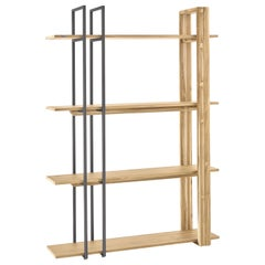 Lim Bookcase in Teak