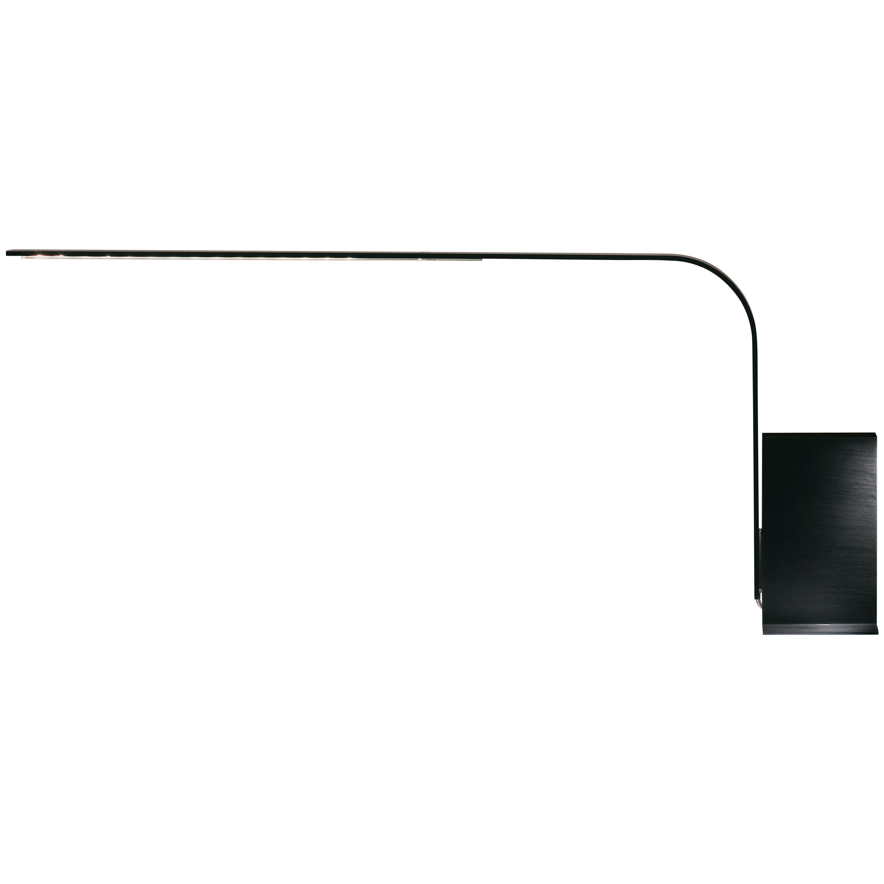 Lim L Table Lamp in Black by Pablo Designs