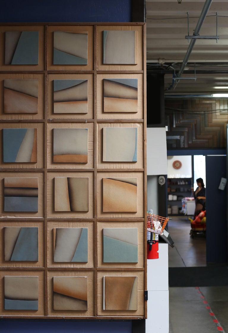 Birch Limited Edition Alvar Aalto Tea Trolley 900 in Universe by Artek + Heath For Sale