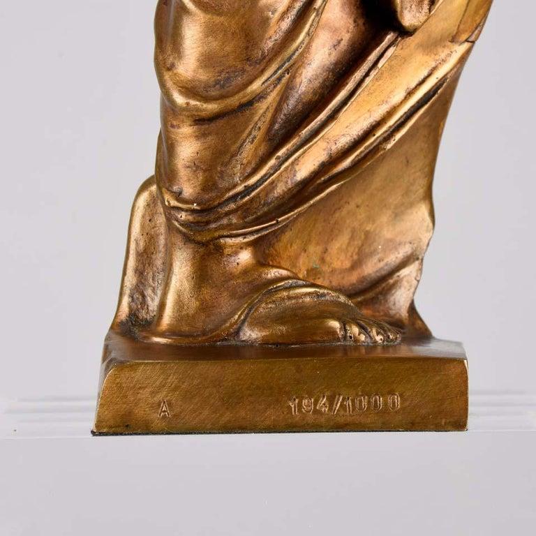 Limited Edition Bronze 'Venus de Milo with Drawers' by Salvador Dali For Sale 5