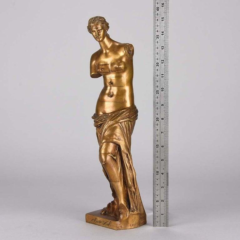 Limited Edition Bronze 'Venus de Milo with Drawers' by Salvador Dali For Sale 7