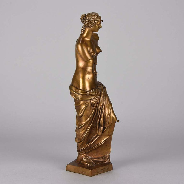 Other Limited Edition Bronze 'Venus de Milo with Drawers' by Salvador Dali For Sale