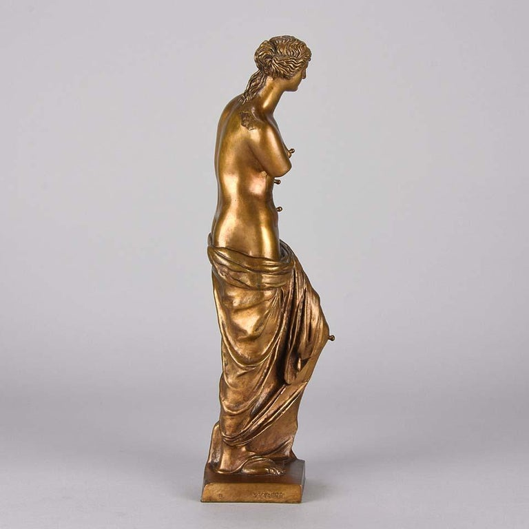 Spanish Limited Edition Bronze 'Venus de Milo with Drawers' by Salvador Dali For Sale