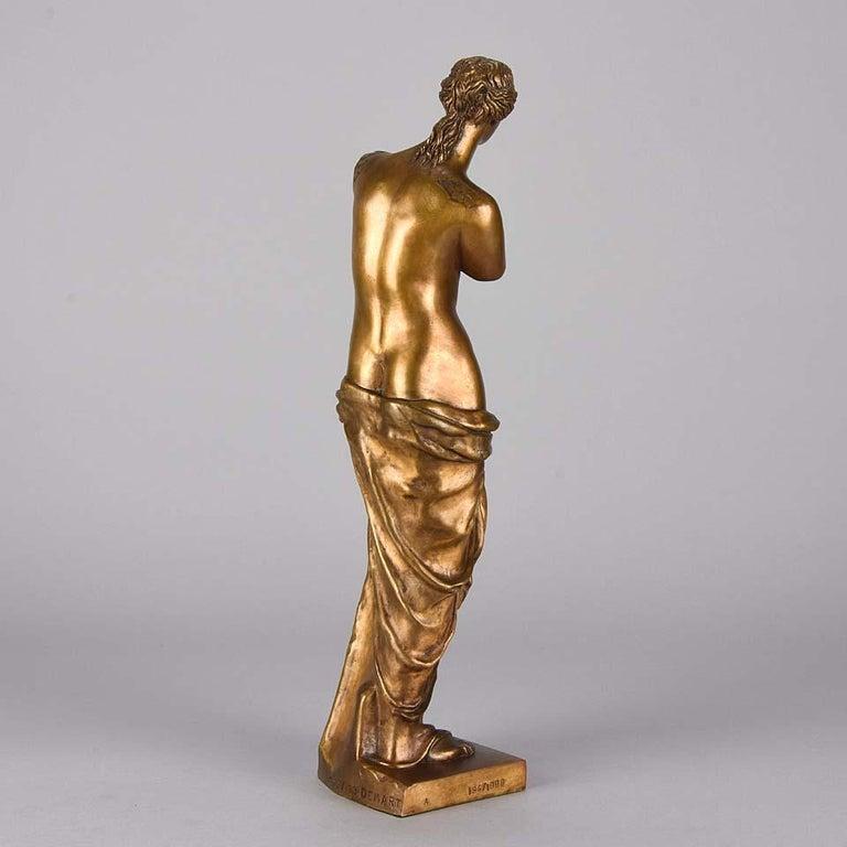 Cast Limited Edition Bronze 'Venus de Milo with Drawers' by Salvador Dali For Sale