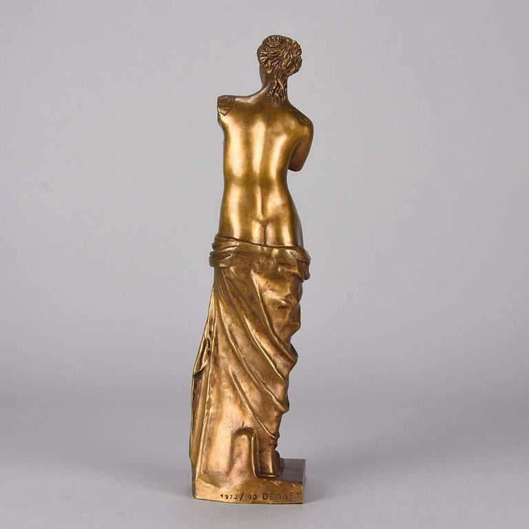 Limited Edition Bronze 'Venus de Milo with Drawers' by Salvador Dali In Excellent Condition For Sale In London, GB