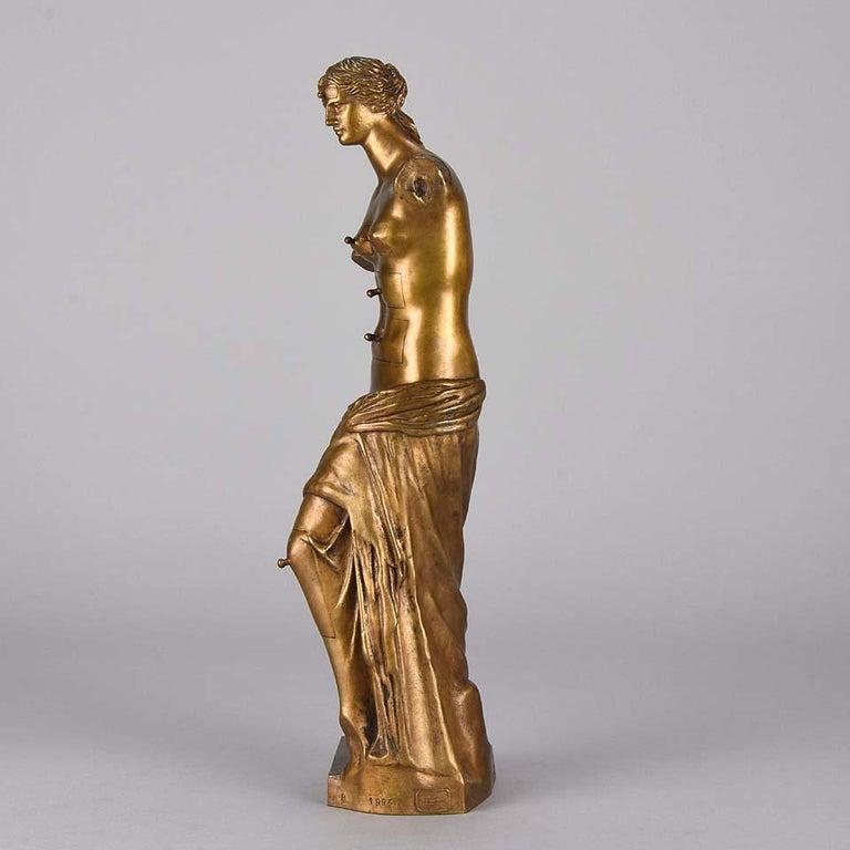 Limited Edition Bronze 'Venus de Milo with Drawers' by Salvador Dali For Sale 1