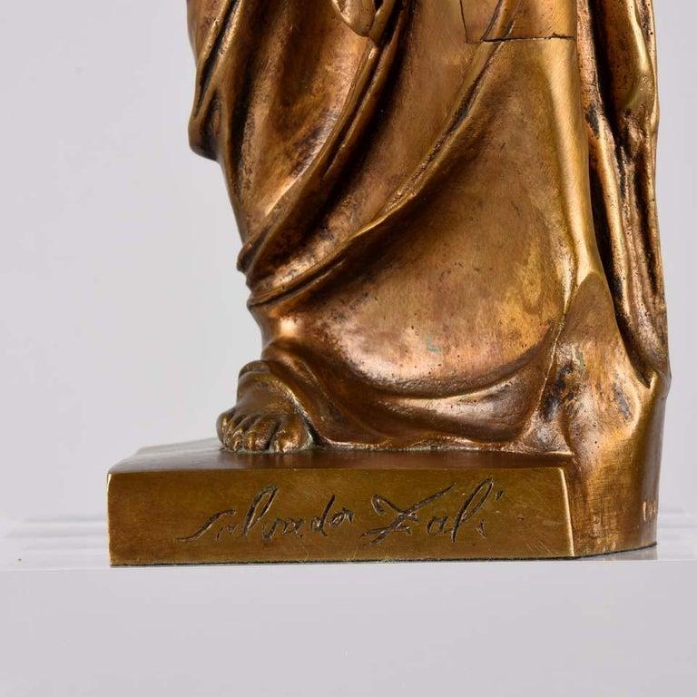 Limited Edition Bronze 'Venus de Milo with Drawers' by Salvador Dali For Sale 2