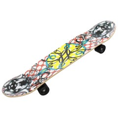 Limited Edition Christian Louboutin Skateboard
