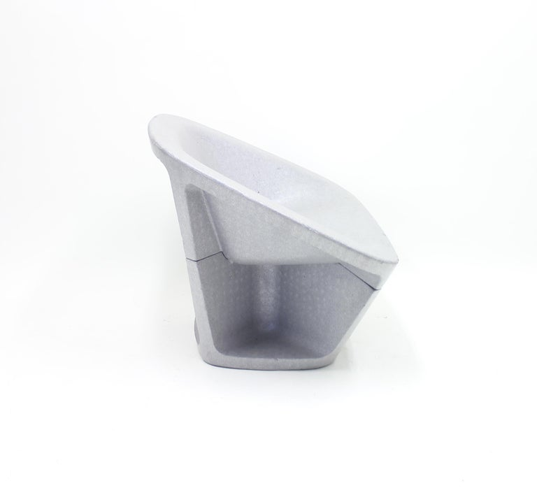 Polystyrene Limited Edition, Eps Chair by Tom Dixon for London Design Festival, 2006 For Sale