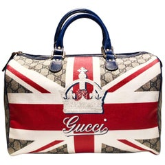 Limited Edition Gucci Union Jack Sloane Bag, 2009