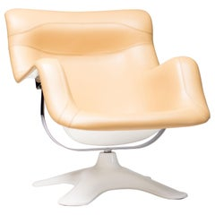 Limited Edition Karuselli Lounge Chair by Yrjö Kukkapuro