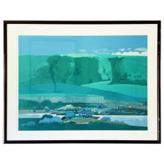 Limited Edition Lithograph by Keith Finch 27/250 Signed