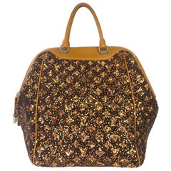 Limited Edition Louis Vuitton North South Sunshine Express Sequin Bag