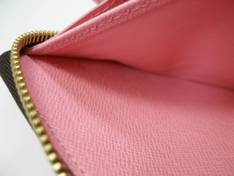 Louis Vuitton Zippy Jungle Wallet, 2016   For Sale 5