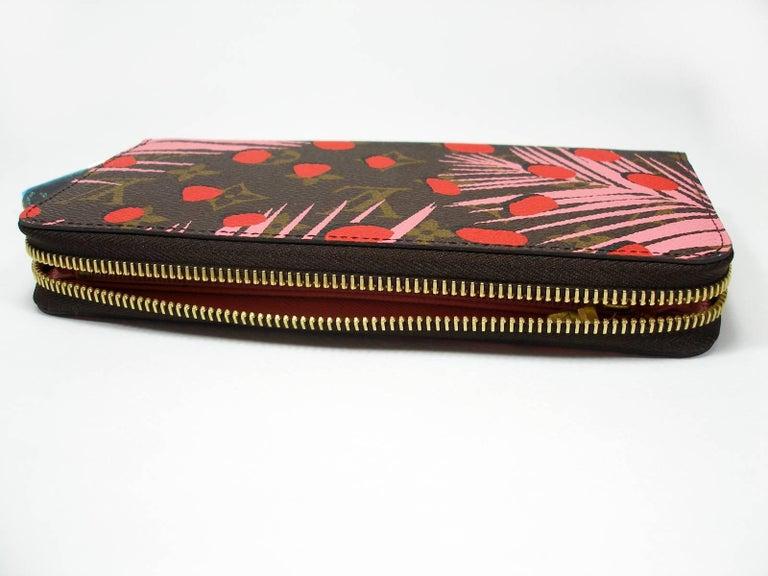 Louis Vuitton Zippy Jungle Wallet, 2016   For Sale 1