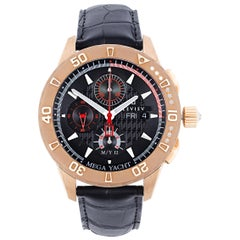 Limited Edition Mega Yacht II Wristwatch