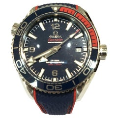 Limited Edition Omega Sea Master Planet Ocean 2018 Olympic Games Watch