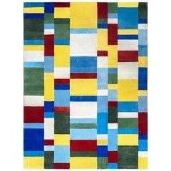 """Limited Edition Tapestry/Rug """"Los Colores Del Español"""" by J. Zanella"""