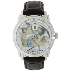 Limited Edition Vincent Calabrese Kronos Timepiece