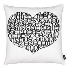 Vitra International Love Pillow Alexander Girard 1stdibs Gallery Showroom Sample