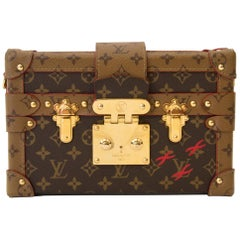 Limited Louis Vuitton Petite Malle Crossbody Bag