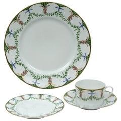 Limoges Raynaud Festivites Dinnerware, set of 8 Place Settings