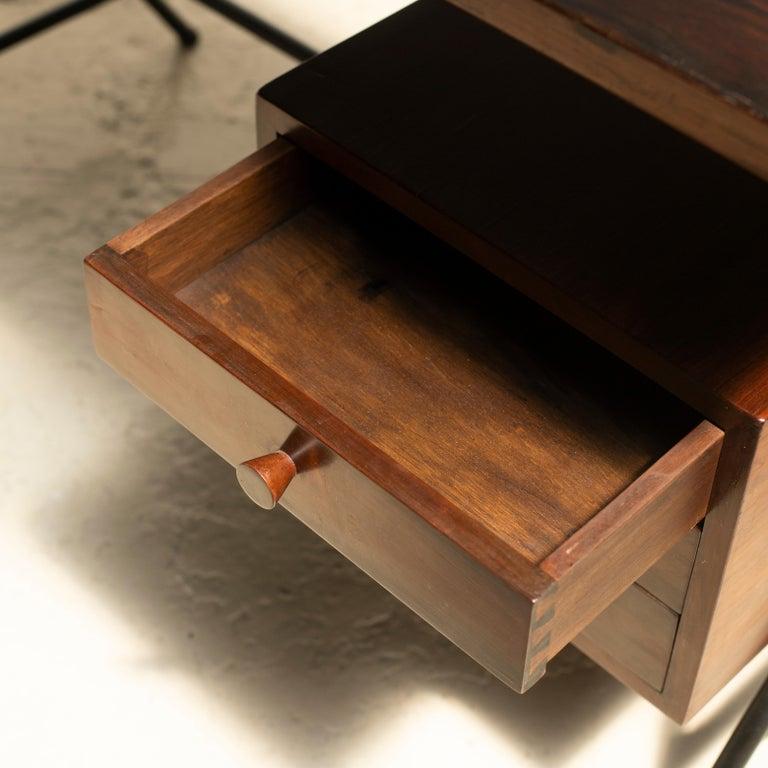 Lina Bo Bardi Writing Desk for Studio d'Arte Parma For Sale 4