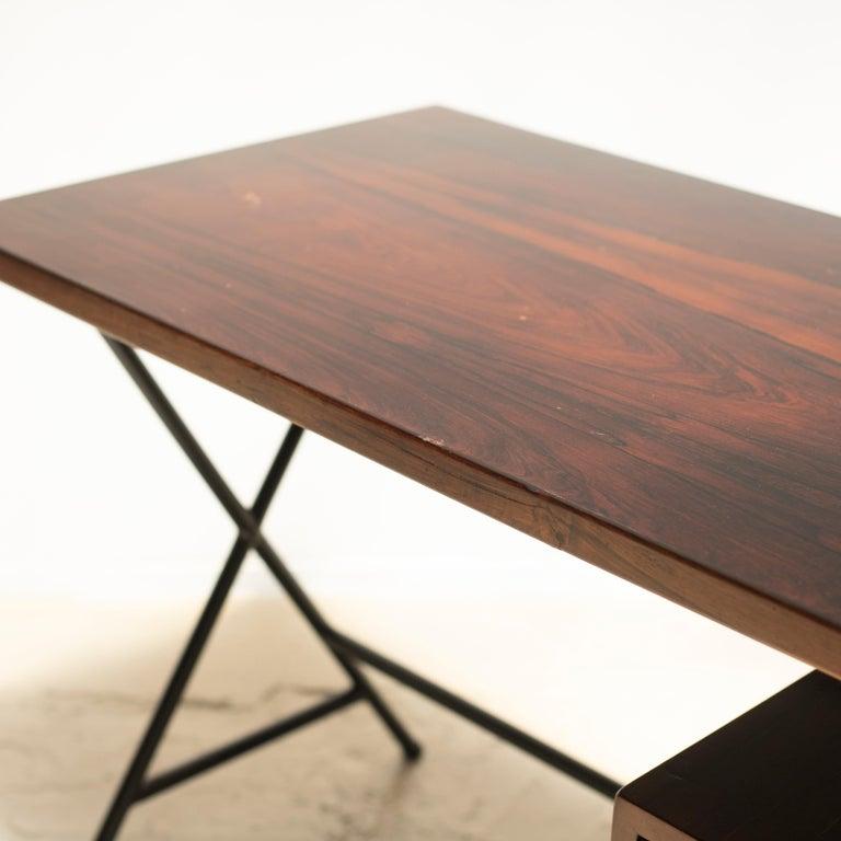 Lina Bo Bardi Writing Desk for Studio d'Arte Parma For Sale 2