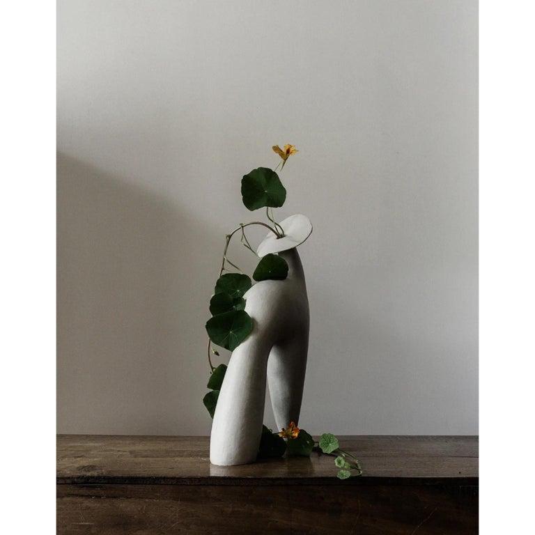 Modern Linaria Vulgaris Vase by Cosmin Florea For Sale