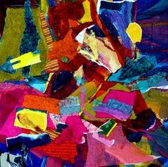 Nada #4, Mixed Media on Canvas