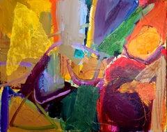 Nada #7, Mixed Media on Canvas