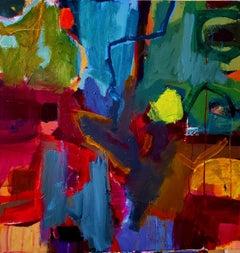 Nada #5, Painting, Acrylic on Canvas