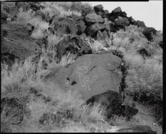 Linda Connor, New Mexico, 1995, Petroglyph National Monument