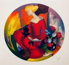 (Title Unknown) Limited Edition Serigraph, Signed by Artist