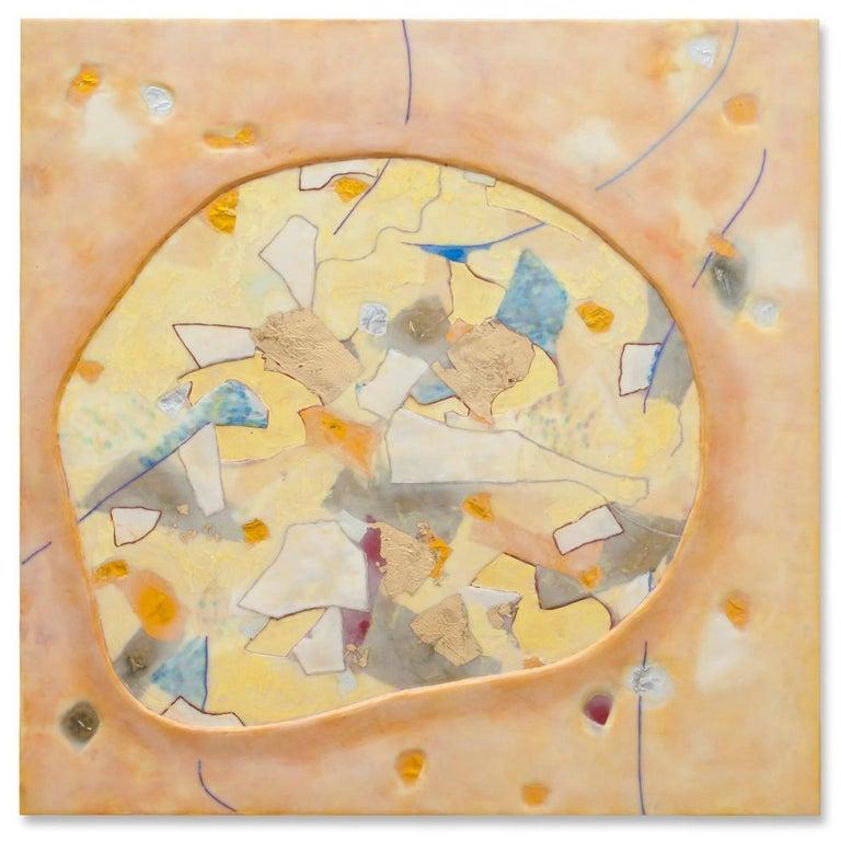 Linda Sirow Abstract Painting - Opening V