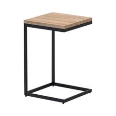 Line Personal Table, Natural Oak