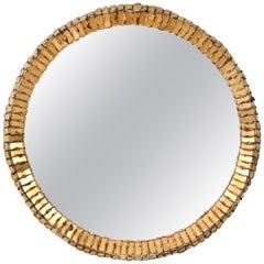 Line Vautrin, Circular Mirror