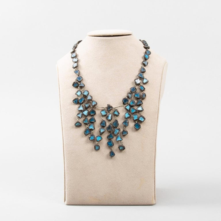 Line Vautrin called herself this model of necklace